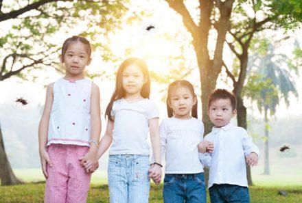 DEET — Standar Emas Obat Nyamuk untuk Anak Anda dan Keluarga