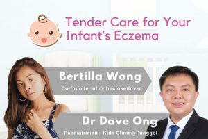 Tender Care for Your Infant's Eczema with Dr Dave Ong